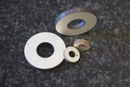 High performance piezo ceramics