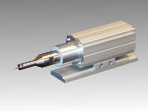 Custom-buit 28 kHz us-converter in Montech´s quick-set modular system