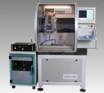 Ultraschallbearbeitungsmaschine mit Sonotrodenmessplatz