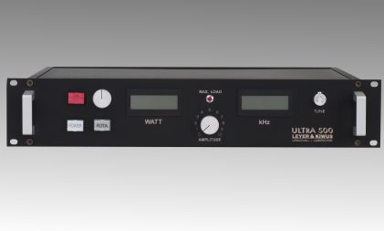 Ultra 500 for ultrasonic rotation head
