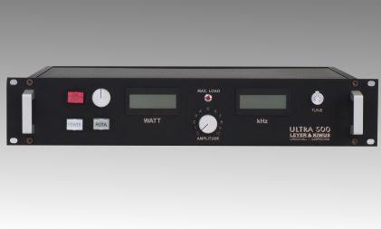 Ultra 500 for ultrasonic rotation head