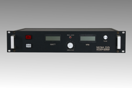Ultrasonic generator 500